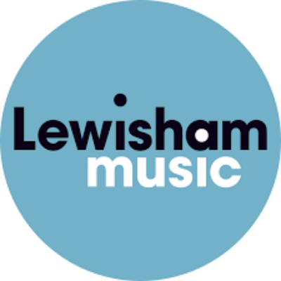 Lewisham Music logo - previous clients of Celebrating Disability - Disability awareness support for your business