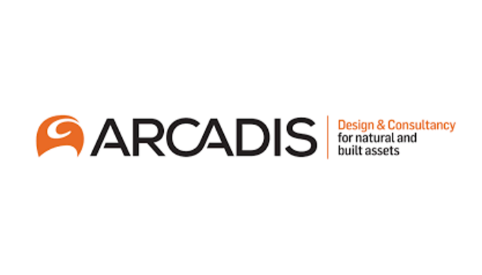 Arcadis logo - previous clients of Celebrating Disability - Disability Awareness Support for your business
