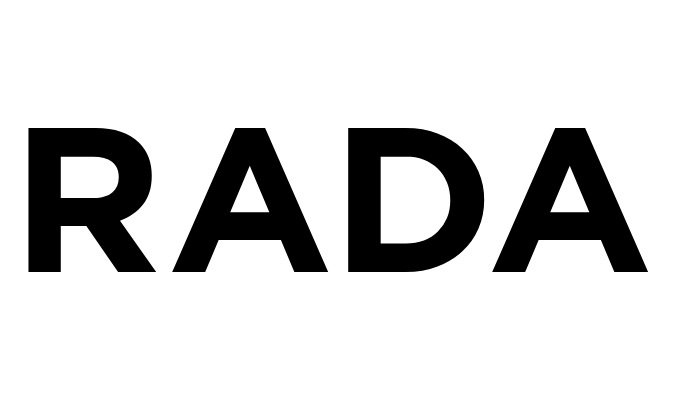 RADA logo - previous clients of Celebrating Disability - Disability Awareness Support for your business